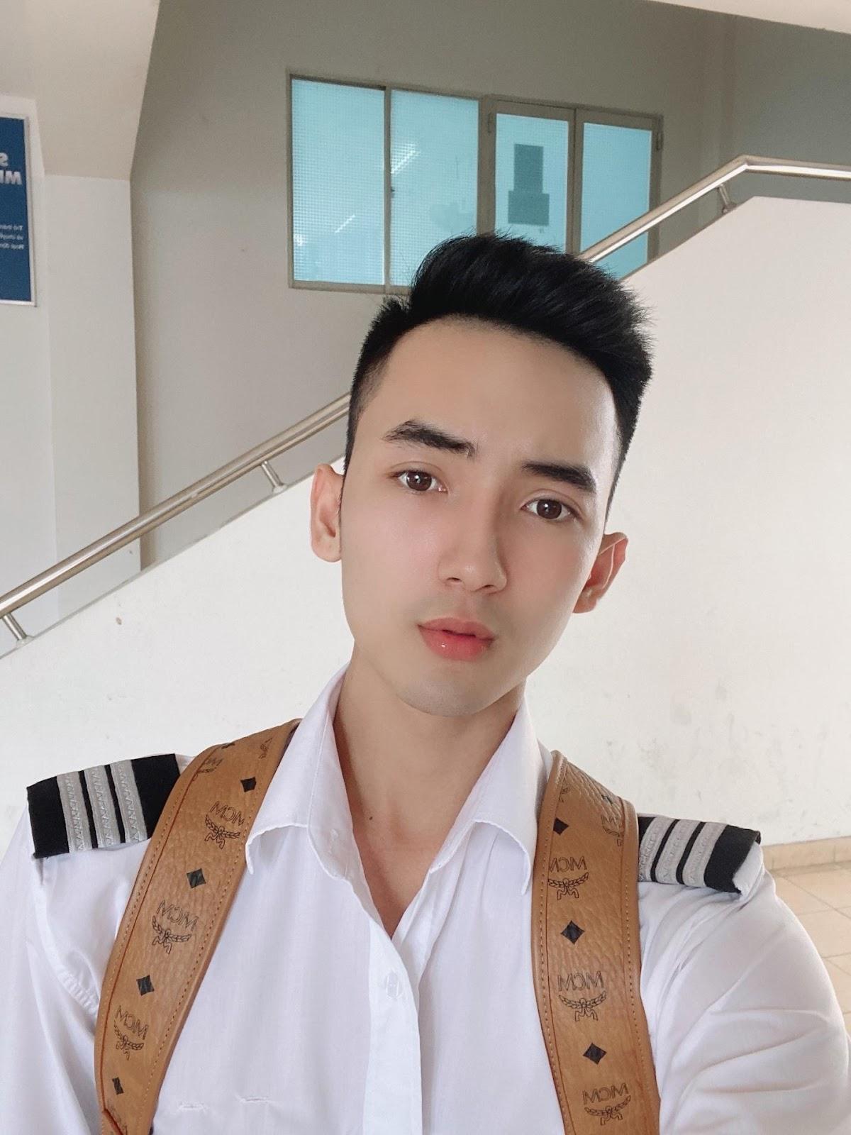 """Chàng tiếp viên hàng không tương lai """"bỏ nhà"""" theo đuổi niềm đam mê - Ảnh 5"""