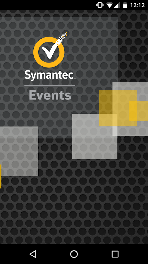 Symantec SYMC Events- screenshot