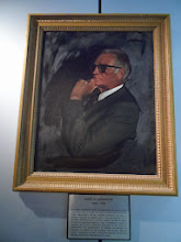 Photo: Barry Goldwater portrait.