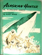 Photo: Alaskan Hunter.  Florence Hayes (author), Houghton Mifflin, 1959.