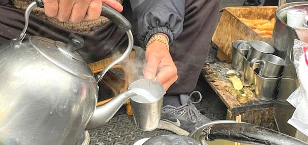 碳燒杏仁茶