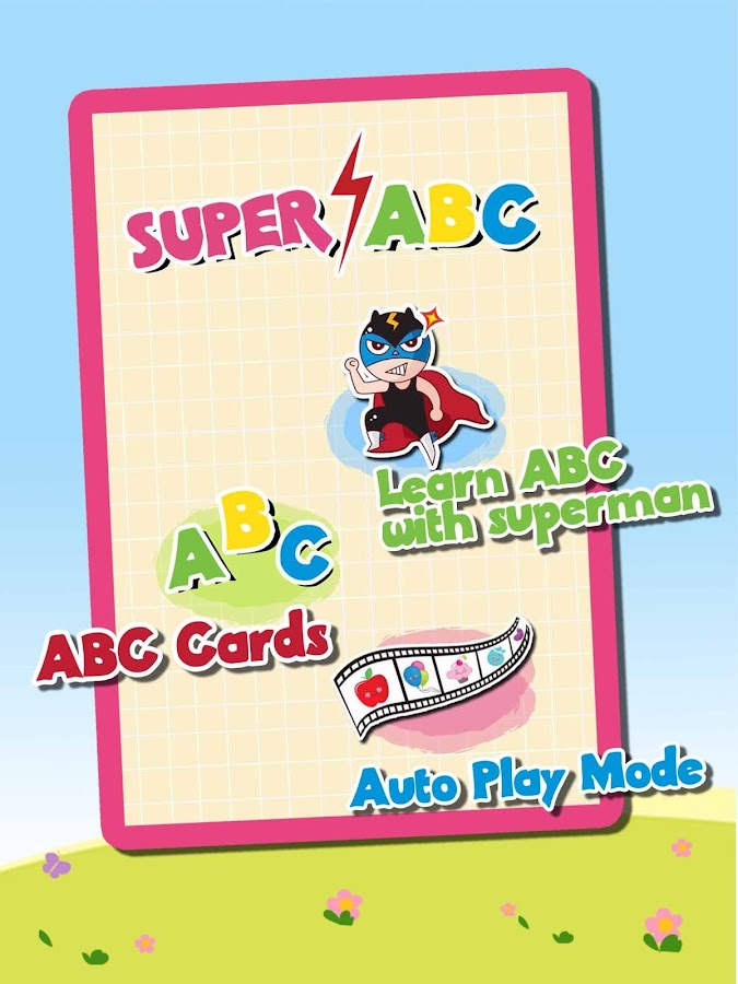 Super ABC- screenshot