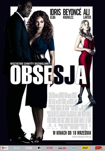 Polski plakat filmu 'Obsesja'