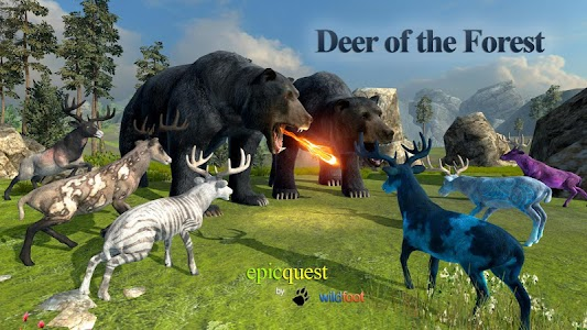 Deer of the Forest screenshot 1