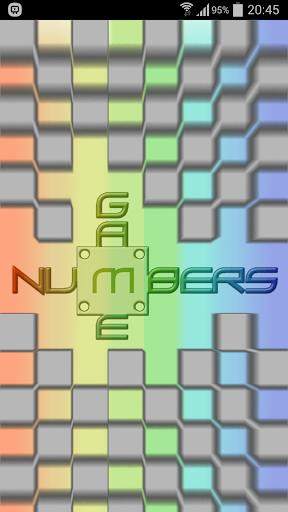 GamesNumbers