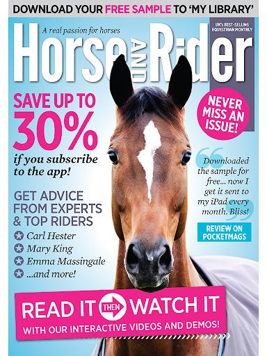 Horse Rider Magazine
