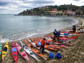 Photo: Préparatifs pour la rando Collioure-Llançà