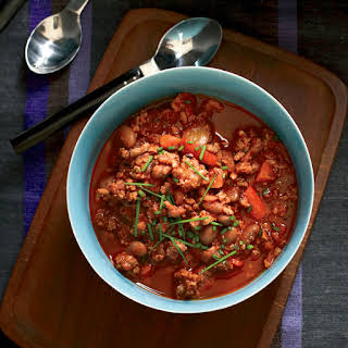 Turkey-and-Pinto-Bean Chili.