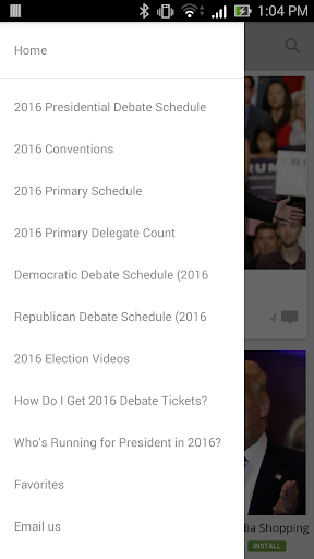 Election Central screenshot
