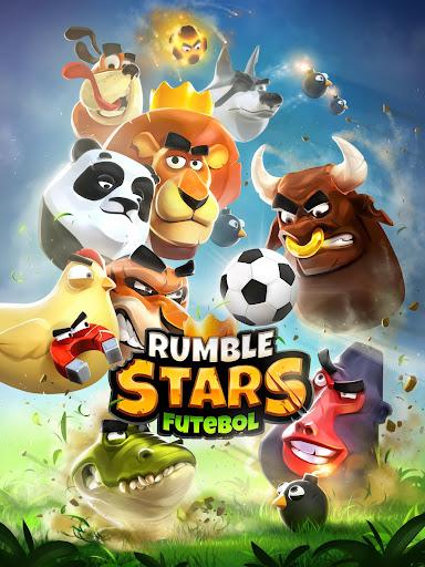 Futebol Rumble Stars screenshot 11