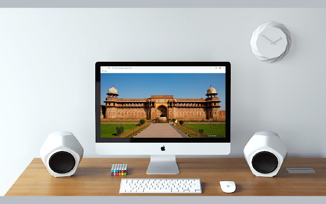 Agra New Tab & Wallpapers Collection