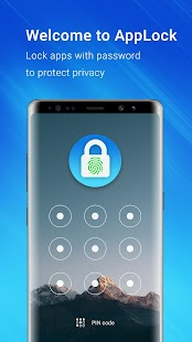 Applock - Fingerprint Password Screenshot