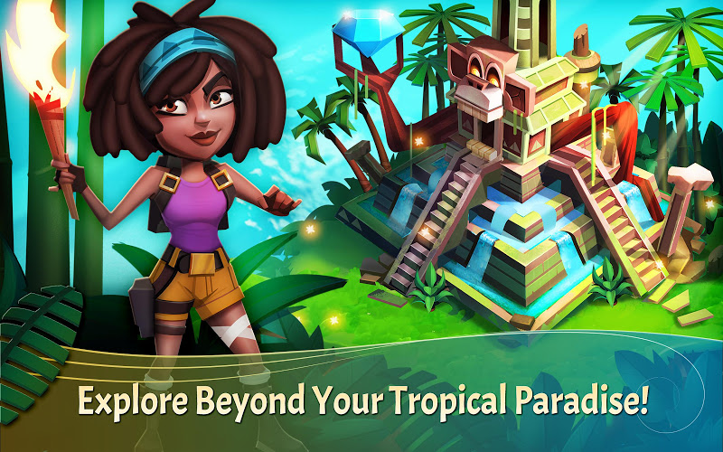 FarmVille: Tropic Escape Screenshot 7