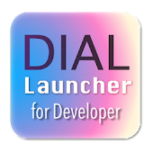 DIAL Launcher for developer