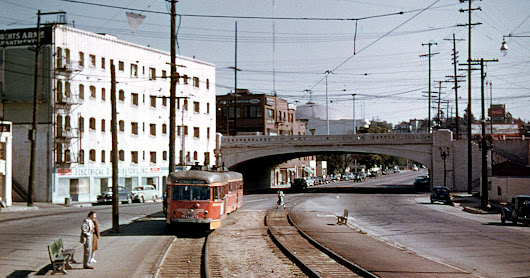 Pacific Electric Glendale-Burbank Line (Ira Swett)