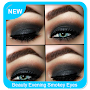 Beauty Evening Smokey Eyes Makeup APK icon