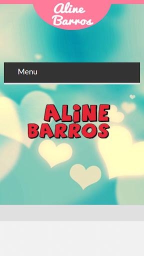 Letras de Aline Barros