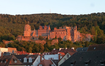 Photo: Schloss Heidelberg