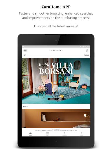 Zara Home 5.4.1 screenshots 7