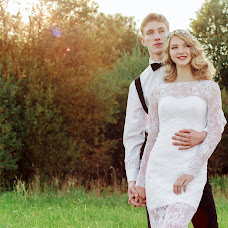Wedding photographer Evelina Ech (elko). Photo of 30.01.2017