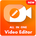 All in One Video Editor icon