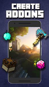 Addons Creator for Minecraft PE 1.0.2