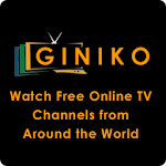 Giniko TV - Watch Free TV Icon