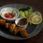 Chicken Tawouk Mezze