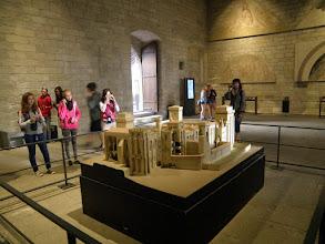 Photo: 2. den - A zase ten audioprůvodce! (Palais des Papes, Avignon)
