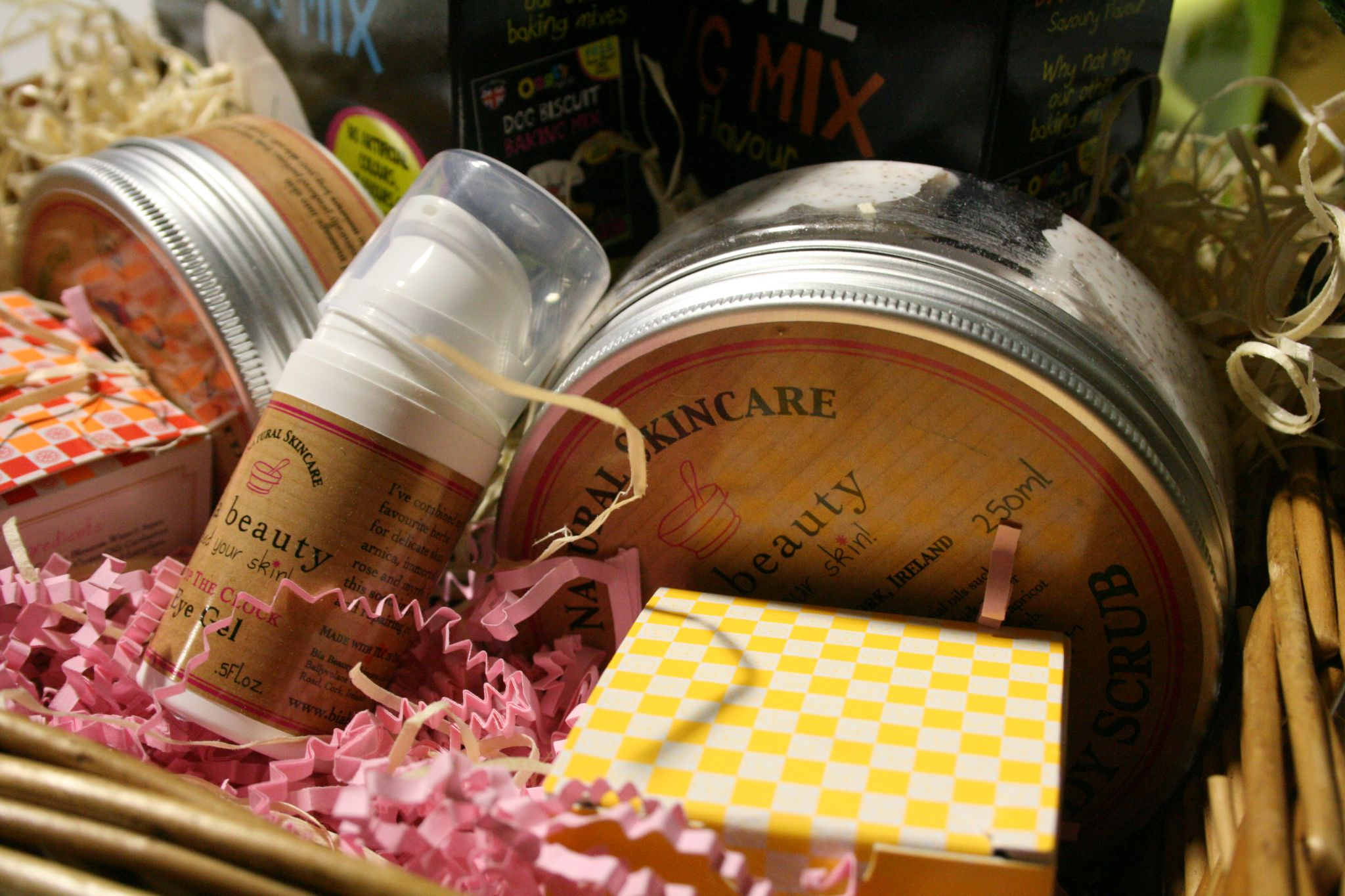 pamper products for guys