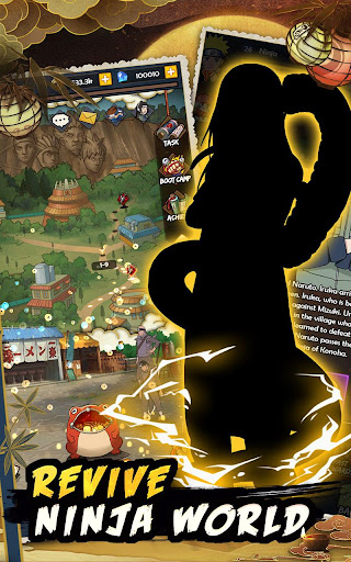 Unlimited Ninja: Idle RPG 2.0.7 screenshots 5