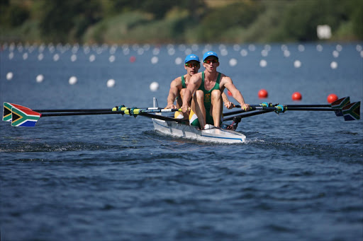 d6940e421c668 Rowing legend Thompson hails partner Smith as world s best' calls it a day