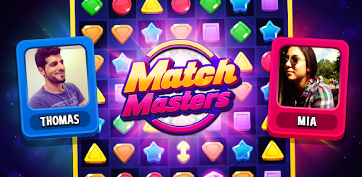 Match Masters - Jeu multijoueurs de séries de 3