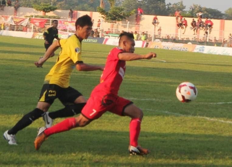 Peringa Ngawi VS Persebaya Surabaya