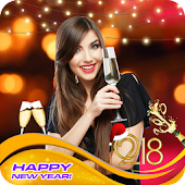 New Year DP Maker / New Year Profile Picture Maker