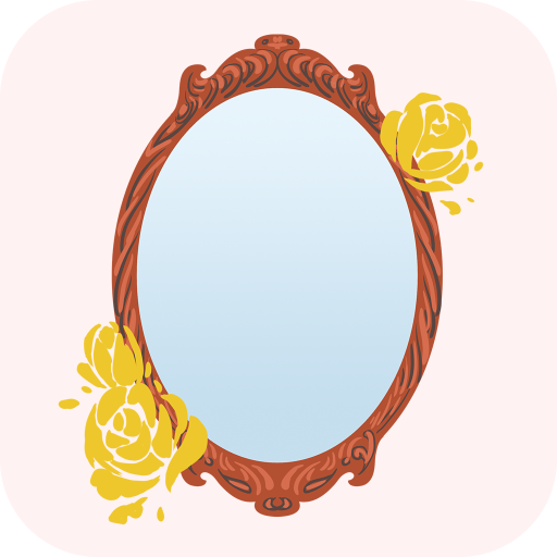 Beauty Mirror-Make Up Mirror Icon