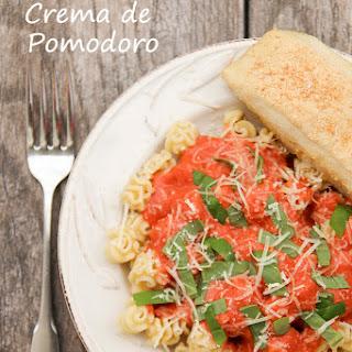 Pomodoro Cream Sauce Recipes.