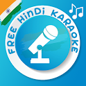 Free Hindi Karaoke - Unlimited Songs, Sing Record icon