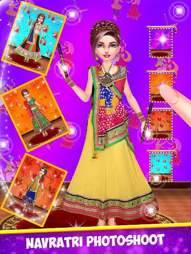 Indian Girl Wedding Makeup Game apkmind screenshots 6