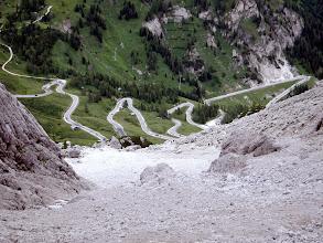 Photo: Dans la descente du Val Setus