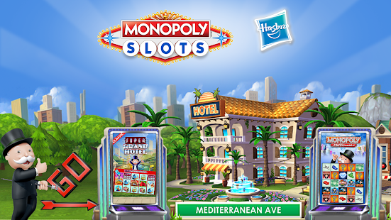 MONOPOLY Slots – Free Slot Machines & Casino Games Screenshot