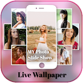 Photo Slideshow Live Wallpaper