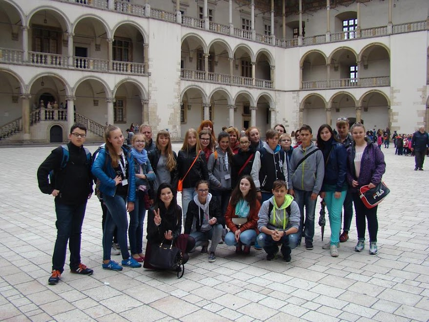 Nasza parafianka w programie Erasmus+