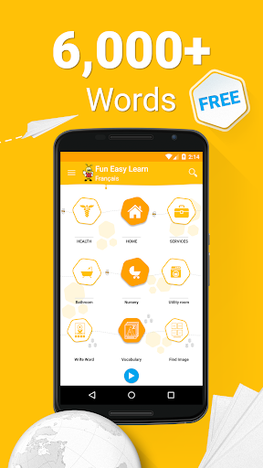 Learn French Vocabulary - 6,000 Words 5.40 screenshots 1
