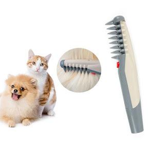 Pieptene electric ce taie noduri de blana pentru animale, Comb & Cut