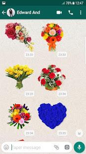Download ملصقات باقات من الزهور للواتساب for WhatsApp For PC Windows and Mac apk screenshot 2