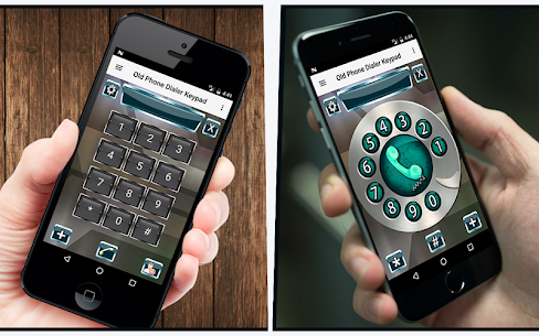 Old Phone Dialer Keypad 1.2.2 APK Mod for Android 2