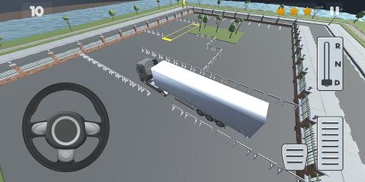 Truck Parking Simulator 2020: City  screenshots 4