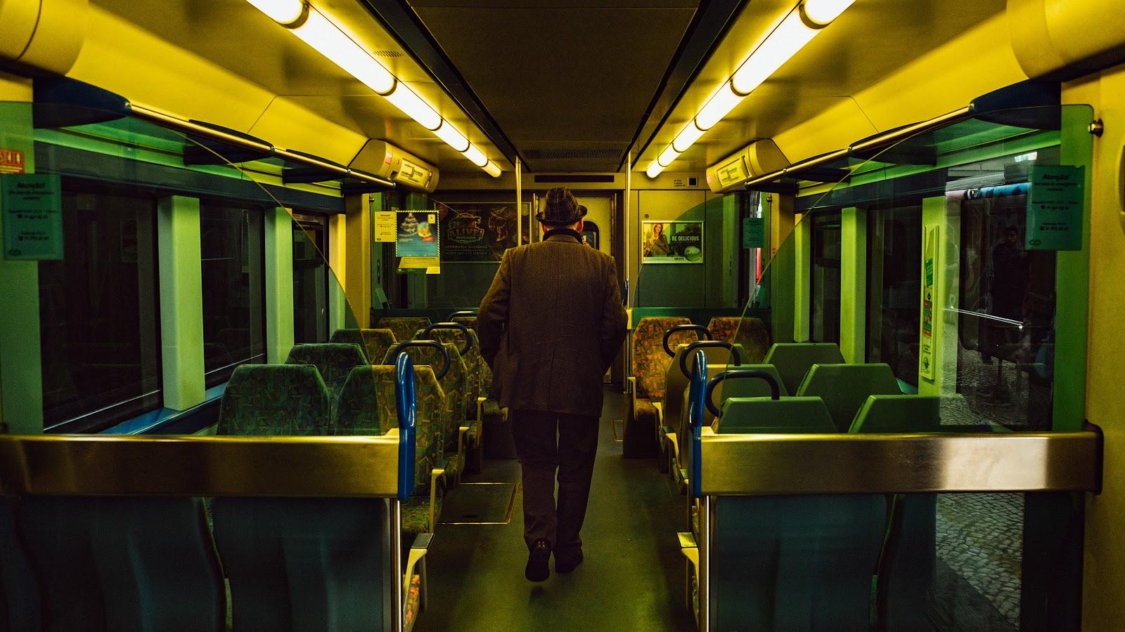 Public transportation for seniors