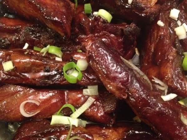Pam's Asian Pork Ribs Recipe